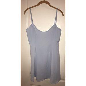 NWT Light Blue Tobi Dress